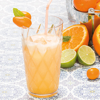 Sinaasappel drank
