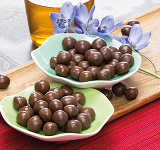 Chocolade parels