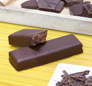 Reep intense chocolade