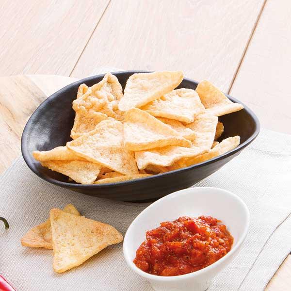 Tortilla kaas chips