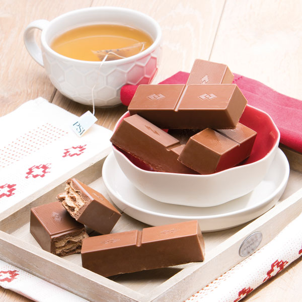 Melk chocolade chunk